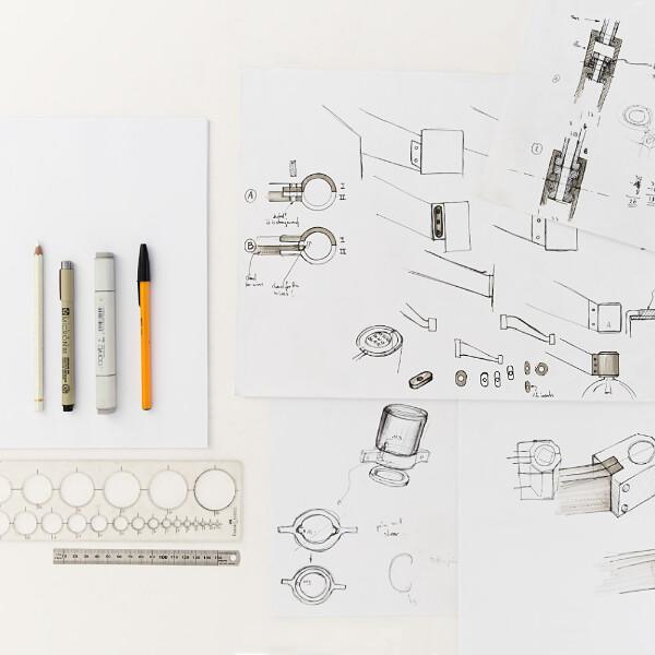 NØDE NODE Aluminium furniture design cape town